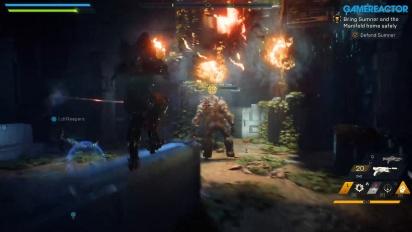 Anthem - Salvare Matthias Demo Gameplay su PC