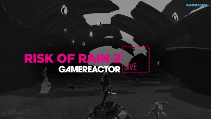 Risk of Rain 2 - Replica Livestream