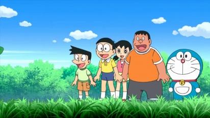 Doraemon Story of Seasons - Launch Trailer