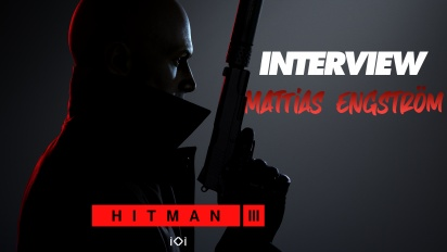 Hitman 3 - Interview