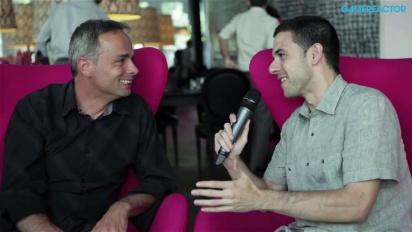 Rayman Legends - Michel Ancel Gamelab interview
