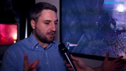 E3 2014: Lords of the Fallen - Tomasz Gop - Intervista