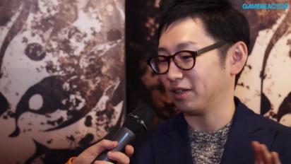 God Eater - Intervista a Yusuke Tomizawa