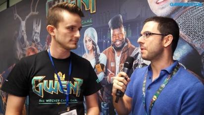 Gwent: The Witcher Card Game - Intervista a Mateusz Tomaszkiewicz
