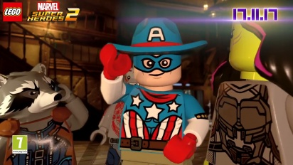 Lego Marvel Super Heroes 2 - Trailer ufficiale NYCC