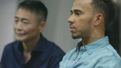 Gran Turismo Sport - Lewis Hamilton Introduction