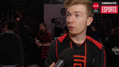 Six Invitational 2018 - Intervista a Pengu
