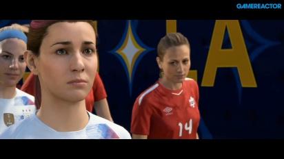 FIFA 19 - Il Viaggio di Kim Gameplay
