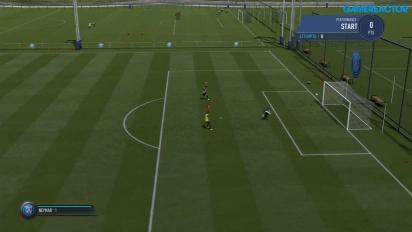 FIFA 19 - Le nuove abilità con la palla in aria.