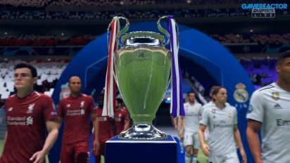 FIFA 19 - Champions League Final