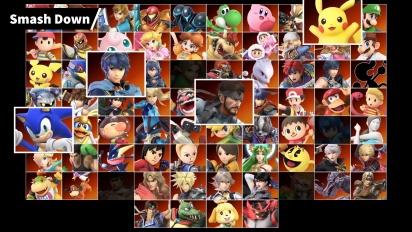 Super Smash Bros. Ultimate - Announcer Overview Trailer