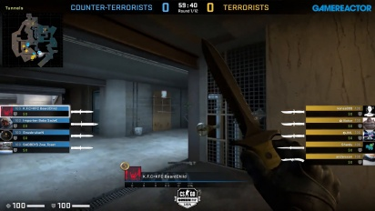 OMEN by HP Liga - Div 10 Round 1 - The Imports vs Drémt - Overpass.