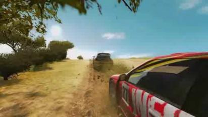 SEGA Rally Revo - Show Stopper