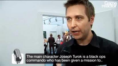 GC Turok Interview