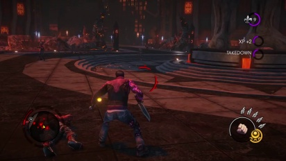 Saints Row: Gat Out of Hell - Narrated Playthrough Trailer