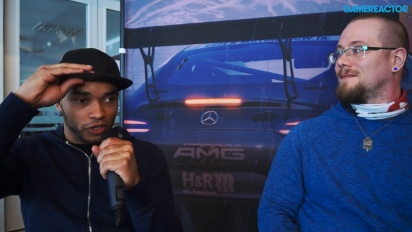 Project CARS 2 - Intervista a Ben Collins & Nicolas Hamilton