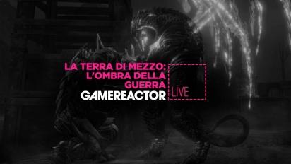 GR Italia Live: La Terra di Mezzo: L'Ombra della Guerra - Replica Livestream
