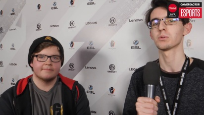 Six Invitational 2018 - Intervista a Kantoraketti