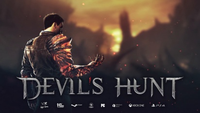 Devil's Hunt - Official Announcement Teaser Trailer