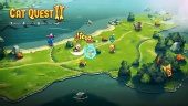 Cat Quest II - Release Date Trailer (PS4, XOne, Switch)