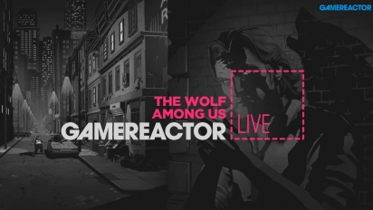 The Wolf Among Us: Episode 1 - Livestream Replay