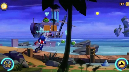 Angry Birds Transformers - Official Gameplay Trailer