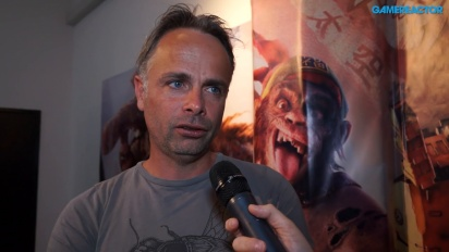 Beyond Good & Evil 2 - Intervista a Michel Ancel