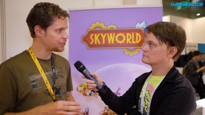 SkyWorld - Intervista a Paul van der Meer