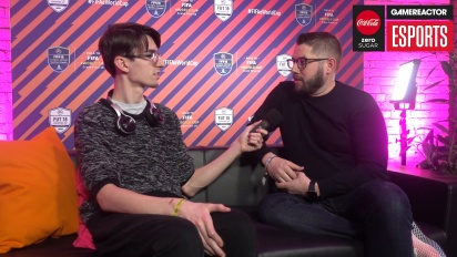 FUT Champions Cup Manchester - Brent Koning Interview