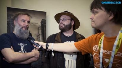 Twin Mirror - Intervista a Hélène Henry, Matthew Ritter & Fabrice Cambounet