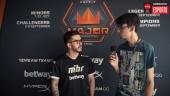 Faceit Major - Coldzera Interview
