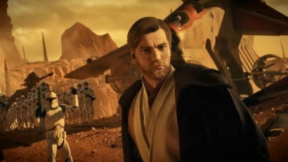 Star Wars Battlefront II - Battle of Geonosis Trailer