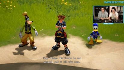 Kingdom Hearts III - Replica Livestream