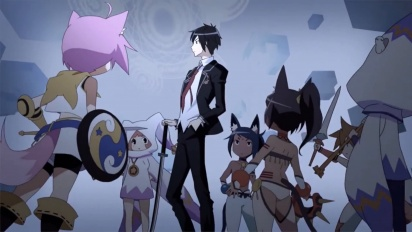 Conception Plus: Maidens of the Twelve Stars - Opening Trailer