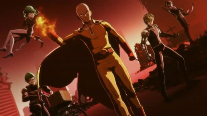 One Punch Man: A Hero Nobody Knows - Opening Trailer (italiano)