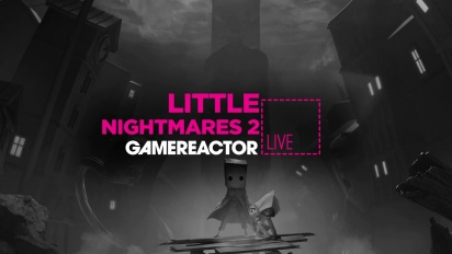 Little Nightmares 2 - Livestream Replay