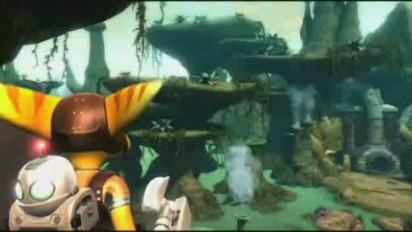 Ratchet & Clank: Tools of Destruction - Behind the