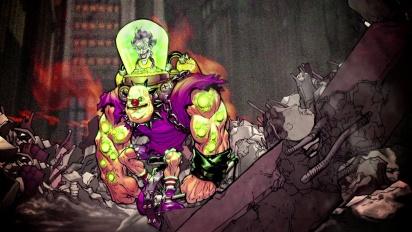 Infinite Crisis - Champion Unmasked: Atomic Joker