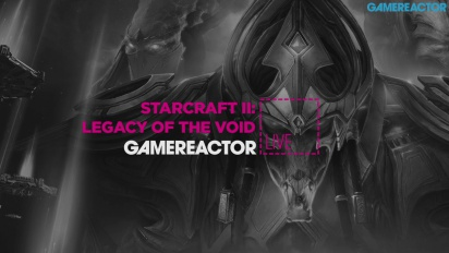 StarCraft II: Legacy of the Void - Replica Livestream