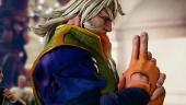 Street Fighter V - Zeku Reveal Trailer