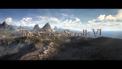 The Elder Scrolls VI - Official E3 Announcement Teaser