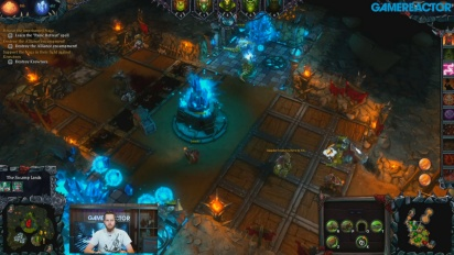 Due ore di gameplay di Dungeons 2