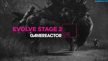 Evolve: Stage 2 - Replica Livestream