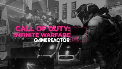 GR Italia Live: Call of Duty: Infinite Warfare - Replica Livestream