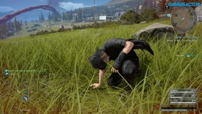 Final Fantasy XV -  Il nostro gameplay esteso su PC