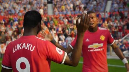 FIFA 18 - Trailer ufficiale Gamescom 2017 (Blue Monday Mix)