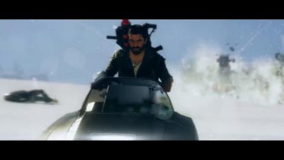 Just Cause 4 - Trailer di annuncio (italiano)