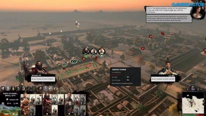 Total War: Three Kingdoms - Battaglia Gameplay