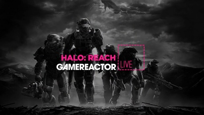 Halo: Reach Remastered - Replica Livestream