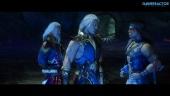 Mortal Kombat 11: Aftermath - 30 minuti di gameplay